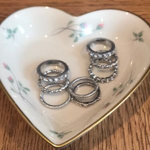 ❤️Costume Jewelry Stacking Rings❤️